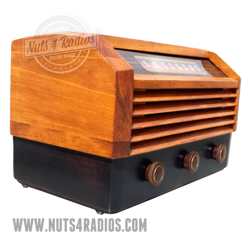RCA Victor Model 56 X 3 Wooden Case 1946